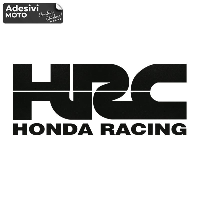 "Adesivo ""HRC Honda Racing"" Serbatoio-Fiancate-Vasca-Codone-Casco"
