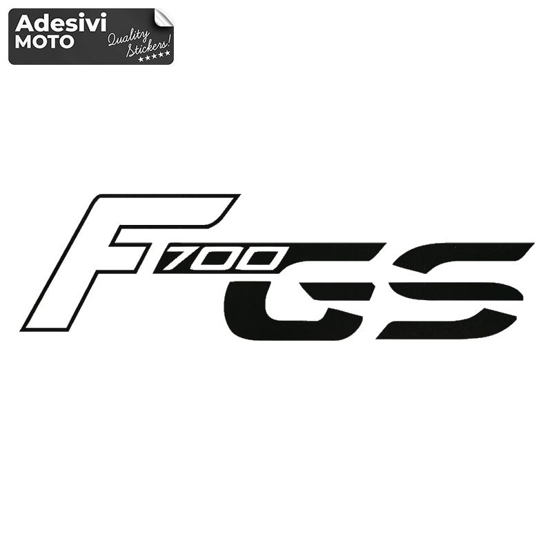 """Adesivo """"F 700 GS"""" Bmw Serbatoio-Codone-Casco - F 700 GS"""