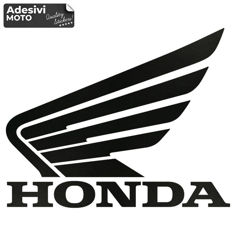 "Adesivo ""Honda"" + Logo Serbatoio-Vasca-Codone-Casco - Honda"