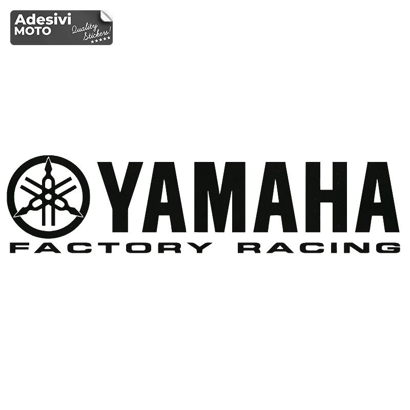 "Adesivo ""MotoGP World Champion Yamaha"" Serbatoio-Casco-Vasca-Codone-Parafango-Fiancate - Yamaha"