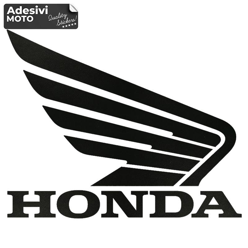 "Adesivo ""Honda"" + Logo Tipo 2 Serbatoio-Vasca-Codone-Casco"
