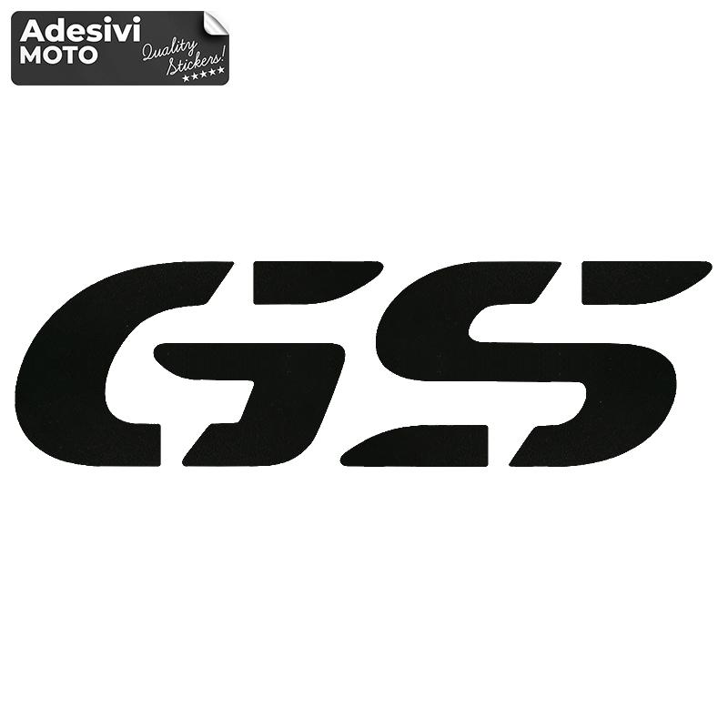 """Adesivo """"GS"""" Bmw Serbatoio-Codone-Casco"""