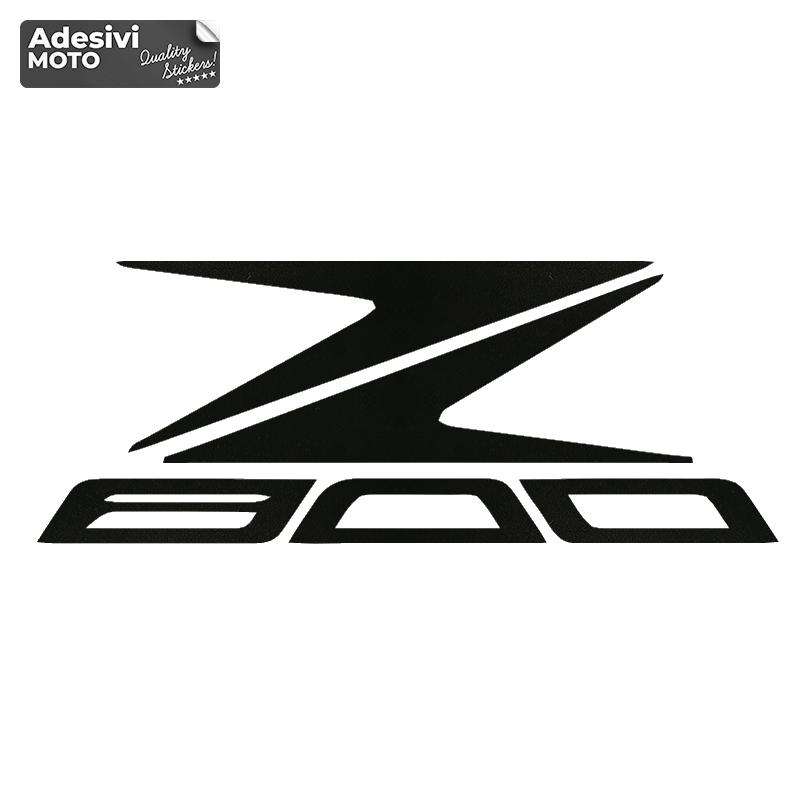 "Adesivo Kawasaki ""Z800"" Fiancate-Serbatoio-Codone-Casco - Z800"