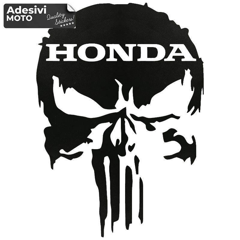 "Adesivo Logo + ""Honda"" Vintage Casco-Parafango-Fiancate-Serbatoio-Codone - Honda"