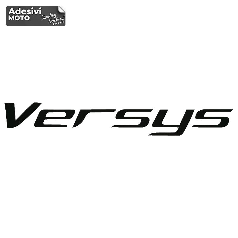 """Adesivo Kawasaki """"Versys"""" Fiancate-Serbatoio-Codone-Casco - Versys"""