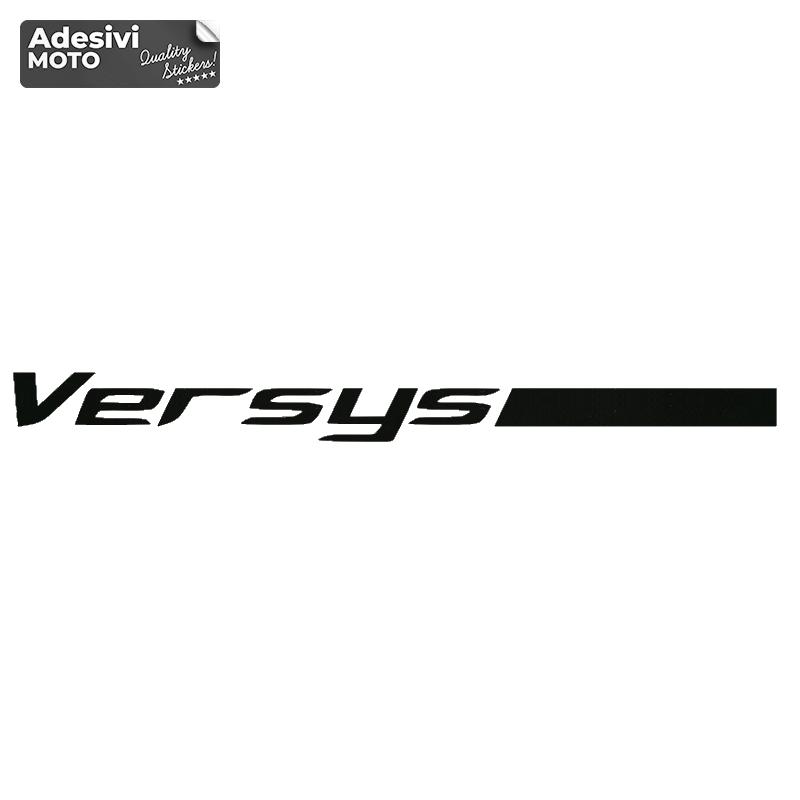 """Adesivo Kawasaki """"Versys"""" Tipo 3 Fiancate-Serbatoio-Codone-Casco - Versys"""