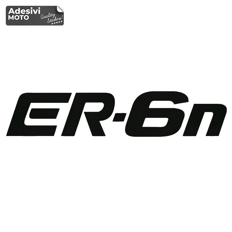 "Adesivo Kawasaki ""ER-6n"" Fiancate-Serbatoio-Codone-Casco - ER-6n"