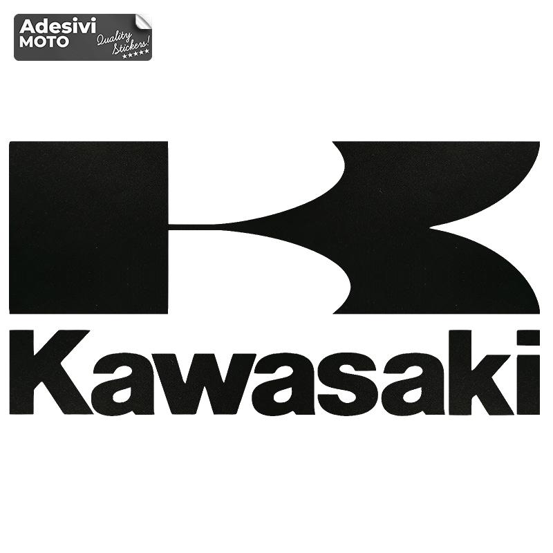 "Adesivo ""K Kawasaki"" Tipo 2 Serbatoio-Casco"