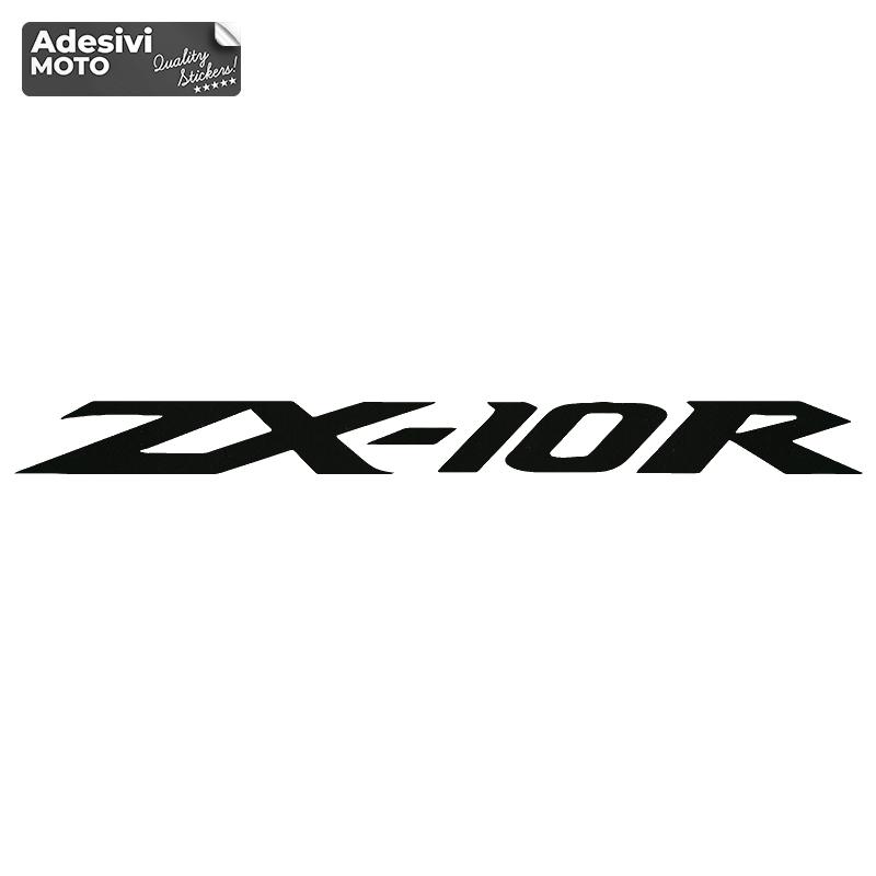 "Adesivo Kawasaki Ninja ""Zx-10R"" Tipo 2 Fiancate-Serbatoio-Codone-Casco - Ninja Zx-10R"