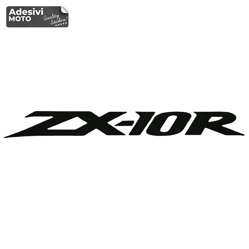 "Adesivo Kawasaki Ninja ""Zx-10R"" Tipo 3 Fiancate-Serbatoio-Codone-Casco"