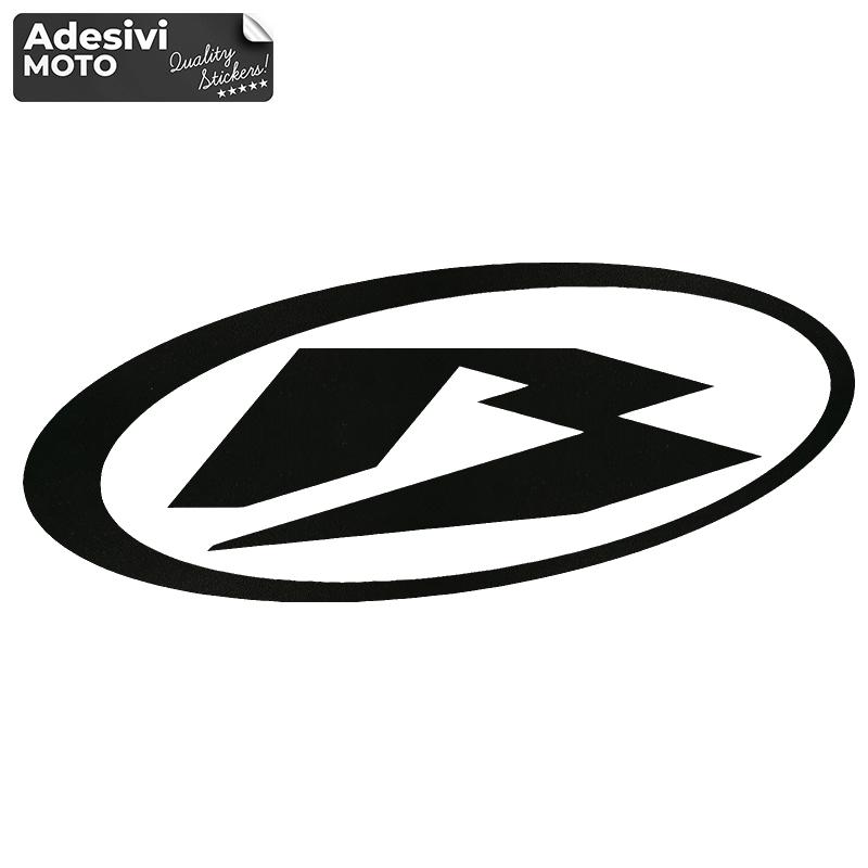 "Adesivo Logo ""Beta"" Serbatoio-Casco-Codone-Fiancate - Beta/Betamotor"