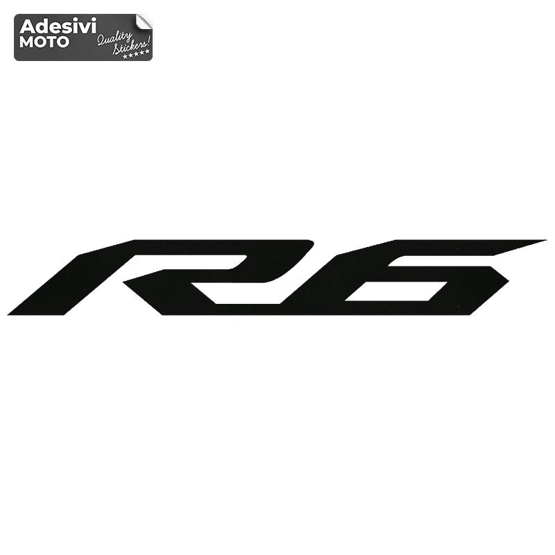 """Adesivo Yamaha """"R6"""" Serbatoio-Parafango-Vasca-Codone-Casco - YZF-R6"""