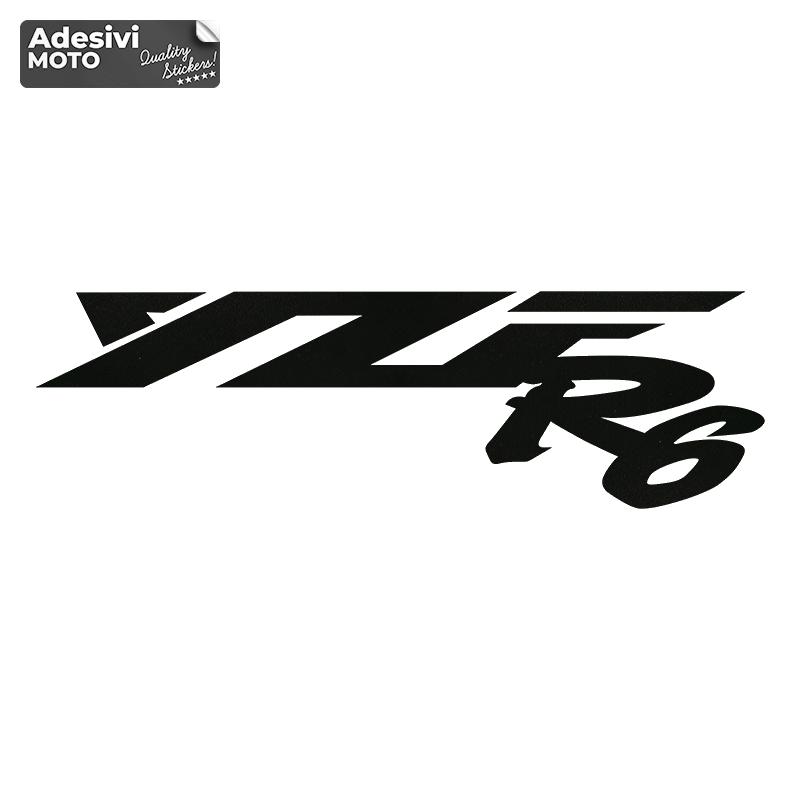 "Adesivo Yamaha ""YZF-R6"" Serbatoio-Parafango-Vasca-Codone-Casco - YZF-R6"