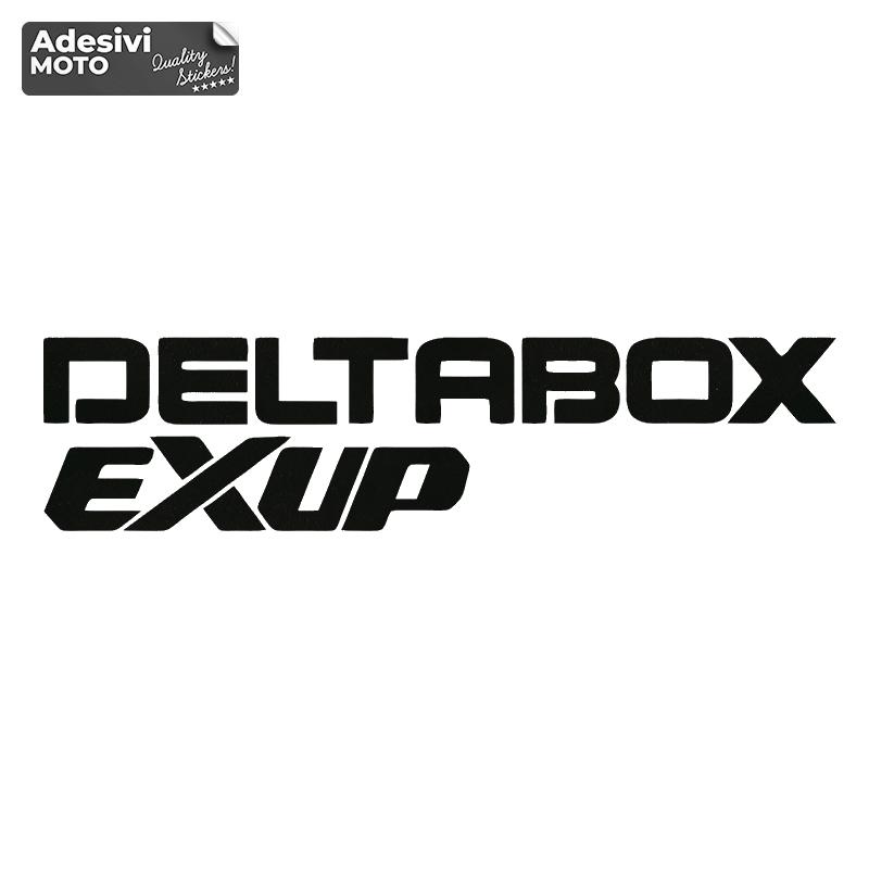 Adesivo Yamaha Deltabox Exup Casco-Fiancate-Serbatoio-Codone-Parafango
