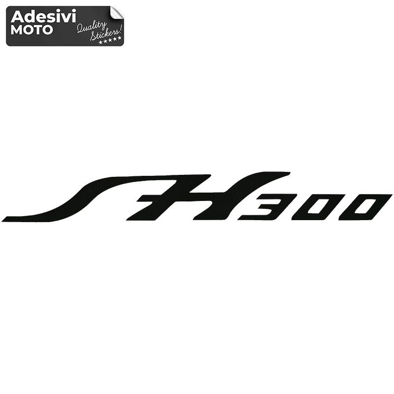 """Adesivo """"SH300"""" Tipo 2 Serbatoio-Fiancate-Vasca-Codone-Casco"""