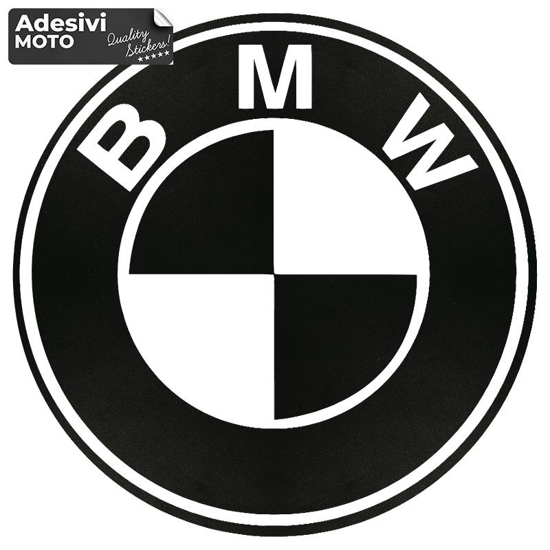 Adesivo Logo Bmw Serbatoio-Parafango-Casco-Tuning - Bmw