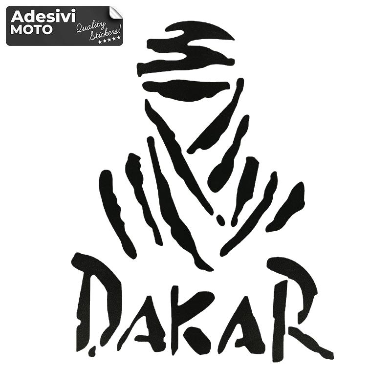 "Adesivo ""Dakar"" Serbatoio-Valigie-Vasca-Codone-Casco - Africa Twin"