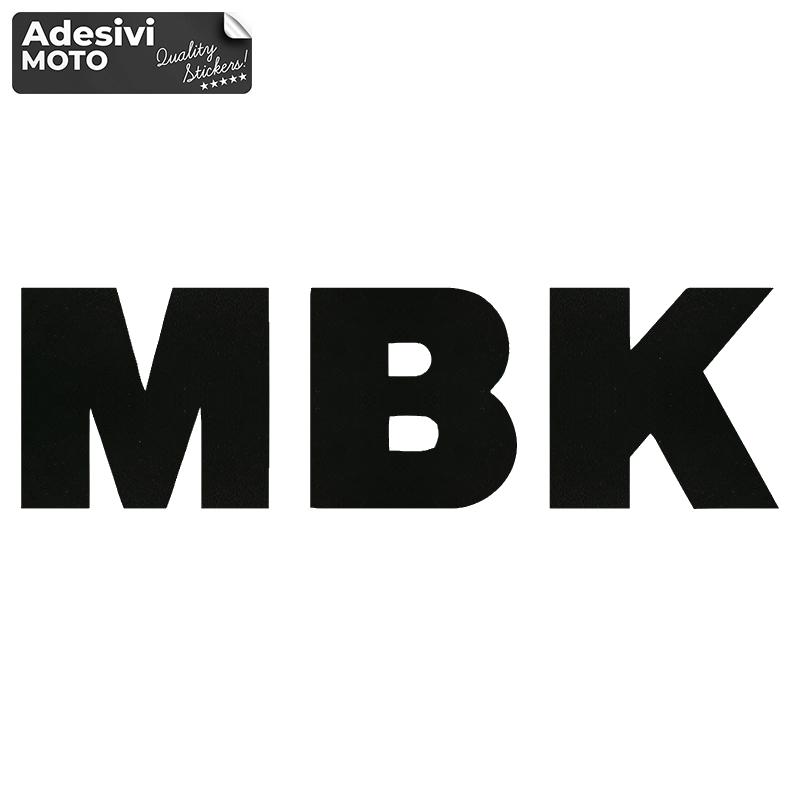 """Adesivo """"MBK"""" Fiancate-Serbatoio-Codone-Casco - Booster"""