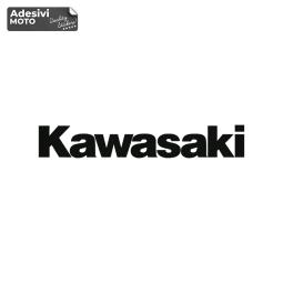 "Coppia Adesivi ""Kawasaki"" Ninja ZX-6R 05/06 Serbatoio - Ninja Zx-6R"