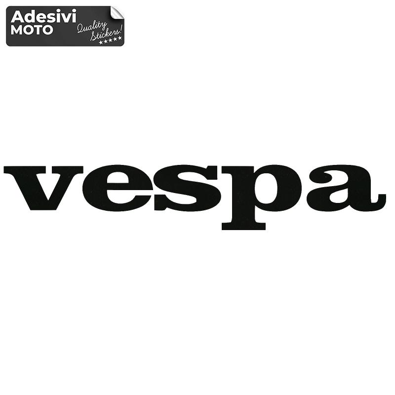 """Adesivo Piaggio """"Vespa"""" Tipo 2 Frontale-Fiancate-Serbatoio-Codone-Casco - Vespa"""