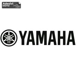 """Adesivo """"Yamaha"""" + Logo 2 Serbatoio-Vasca-Codone-Casco - Yamaha"""