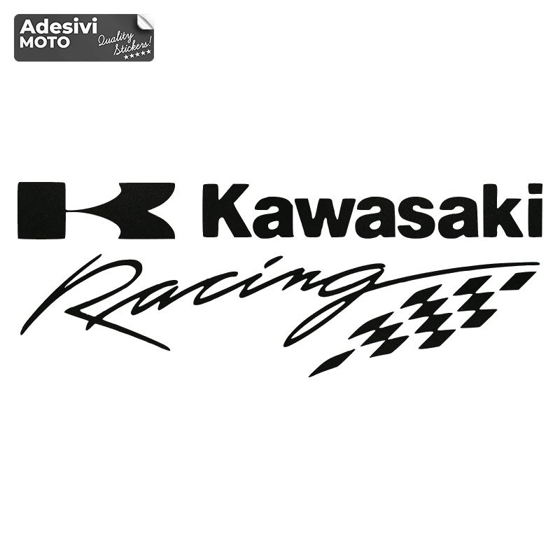 "Adesivo ""K Kawasaki"" Serbatoio-Casco - Kawasaki"