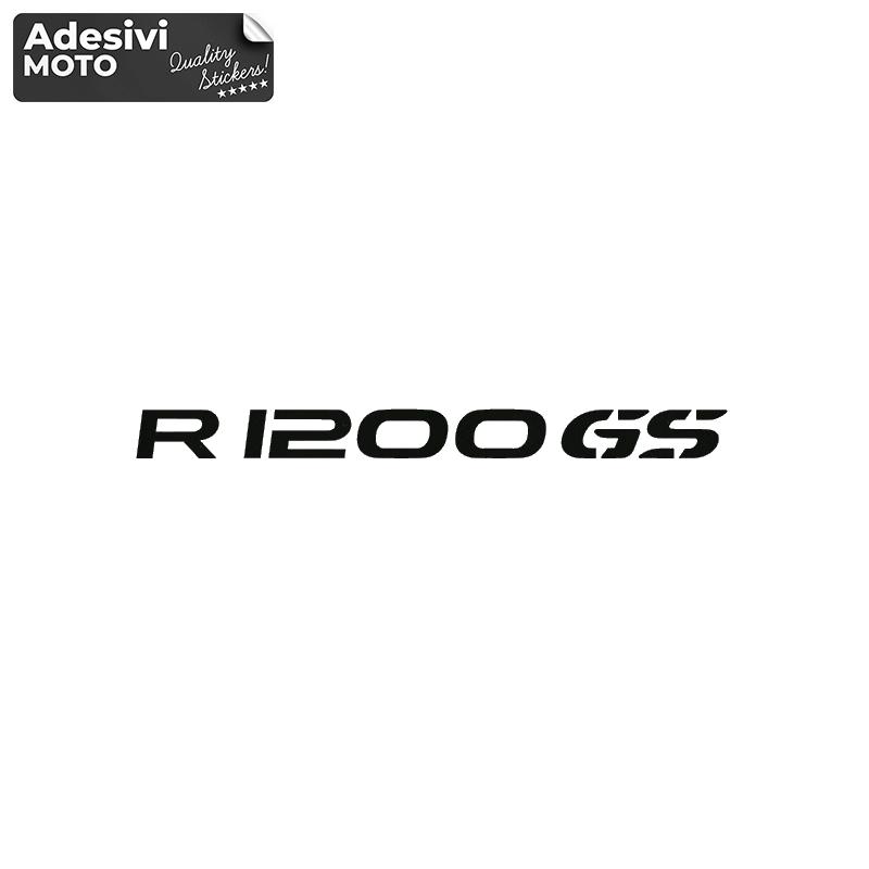 """Adesivo """"R 1200 GS"""" Bmw Serbatoio-Codone-Casco - R 1200 GS"""