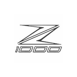 Stickers Kawasaki Z1000